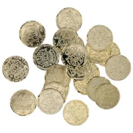 Piraten uitdeel muntjes 72 st.