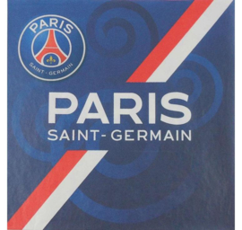 Paris Saint-Germain servetten 33 x 33 cm.