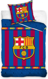 FC Barcelona dekbedovertrek 140 x 200 cm.