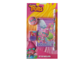 Trolls Show Your True Colors schoolset 4-delig