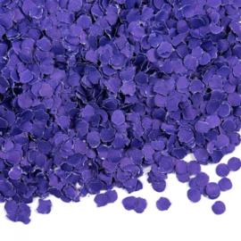 Confetti paars 100 gr.
