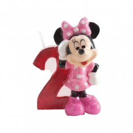 Disney Minnie Mouse Clubhouse 2e verjaardags kaars