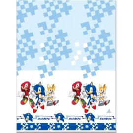 Sonic The Hedgehog tafelkleed 120 x 180 cm.