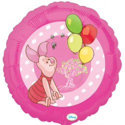 Disney Winnie de Poeh - Knorretje folieballon ø 45 cm.