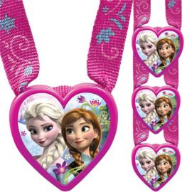 Disney Frozen Sisters Forever uitdeel kettingen 12 st.