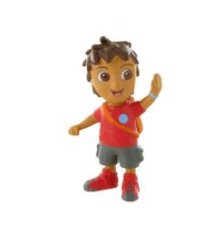 Dora - Diego taart topper 7,5 cm.