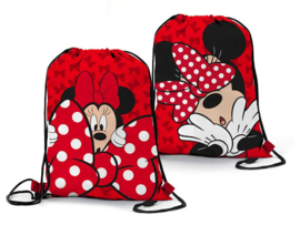 Disney Minnie Mouse gym- zwemtas 38 x 31 cm.