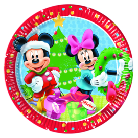 Disney Mickey Christmas time feestartikelen