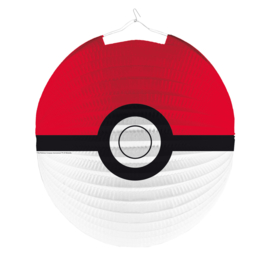 Pokeball lampion ø 25 cm.