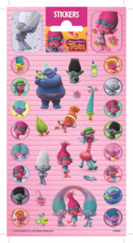 Trolls DreamWorks stickers