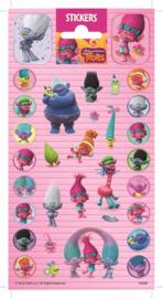 Trolls DreamWorks stickers