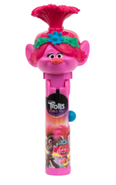 Trolls pop up lollie Poppy p/stuk