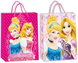 Disney Princess luxe cadeau tasje 23 x 16 x 9 cm.