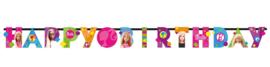 Barbie happy birthday slinger Sparkle 1,6 mtr.