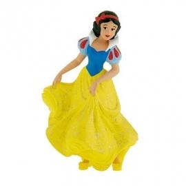 Disney Princess Sneeuwwitje taart topper decoratie 9,2 cm.