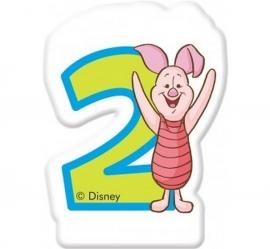 Disney Knorretje 2e verjaardagskaars