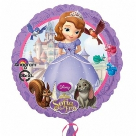 Disney Sofia the First folieballon ø 43 cm.