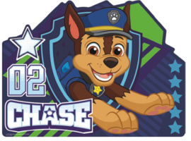 Paw Patrol Chase placemat