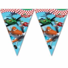 Disney Planes vlaggenlijn 2,3 mtr.