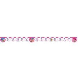 Shimmer and Shine slinger glitter friends 2 mtr.