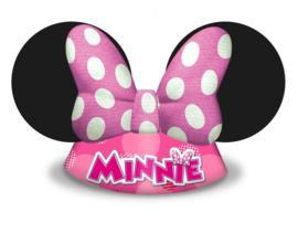 Disney Minnie Mouse Happy Helpers feesthoedjes 6 st.