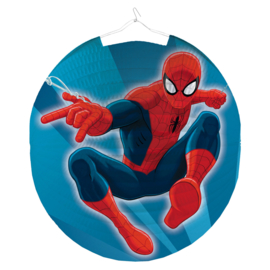 Spiderman bol lampion ø 25 cm.