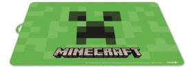 Minecraft placemat 41 x 29 cm.