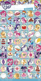 My Little Pony mini stickers