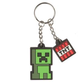 Minecraft sleutelhanger Creeper Sprite