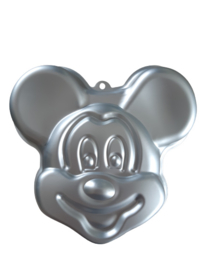 Mickey Mouse bakvorm A 23,5 x 23 cm.