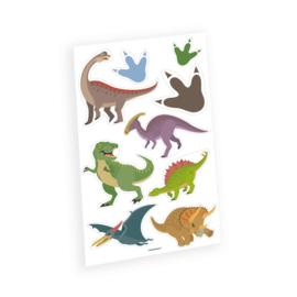 Dinosaurus tattoos Happy Dinosaur