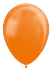 Ballon pearl orange ø 30 cm. 10 st.