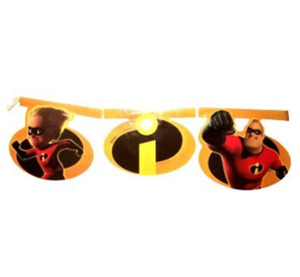 Disney The Incredibles vlaggenlijn 2,75 mtr.