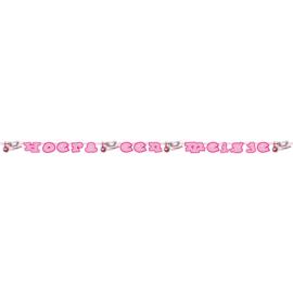 Geboorte letterslinger Hoera een Meisje 3,2 mtr.