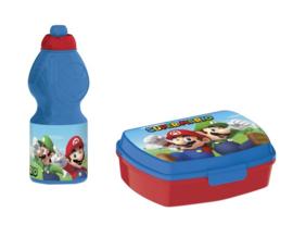 Super Mario Bros lunchset