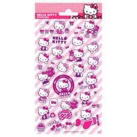 Hello Kitty stickervel Twinkle