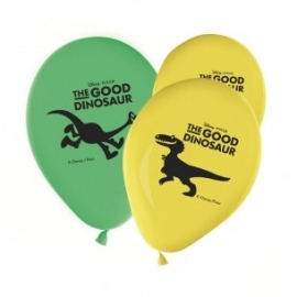 Disney The Good Dinosaur ballonnen 8 st.
