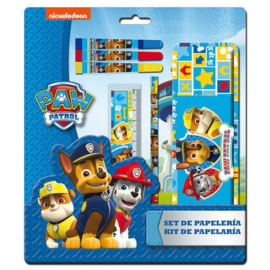 Paw Patrol stationery set 6-delig