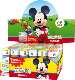 Disney Mickey Mouse and friends bellenblaas 60 ml. p/stuk
