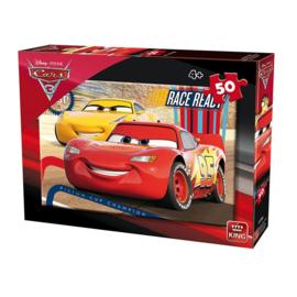 Disney Cars puzzel Race Ready 50 stukjes