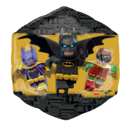 Lego Batman folieballon XL 58 x 55 cm.