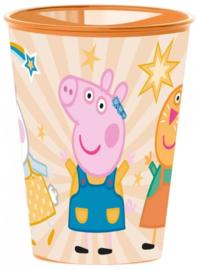 Peppa Pig drinkbeker party 260 ml.