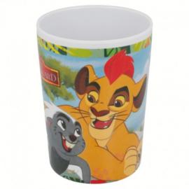 Disney The Lion Guard beker melamine 200 ml.