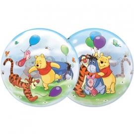 Disney Winnie de Poeh & friends bubble ballon ø 56 cm.