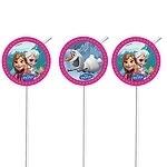 Disney Frozen rietjes 6 st.