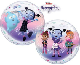 Disney Vampirina bubble ballon ø 56 cm.