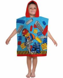 Lego City bad poncho 50 x 115 cm.