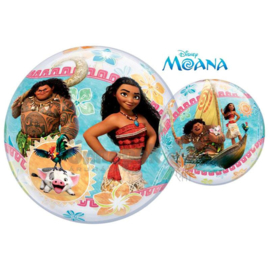 Disney Vaiana bubble ballon ø 56 cm.