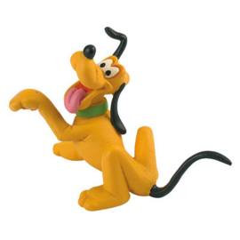 Disney Pluto taart topper decoratie 6 cm.