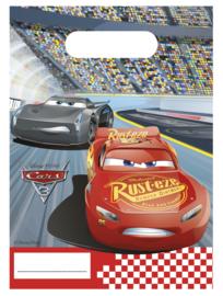 Disney Cars 3 traktatiezakjes 6 st.